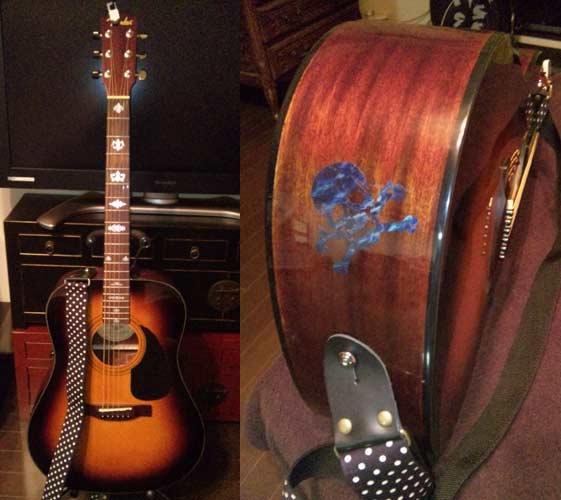 Fenderのアコギ、GC