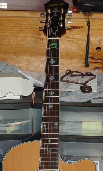 Epiphone PR-4E Acoustic