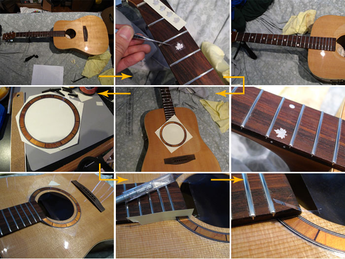 Art & Lutherie Guitars