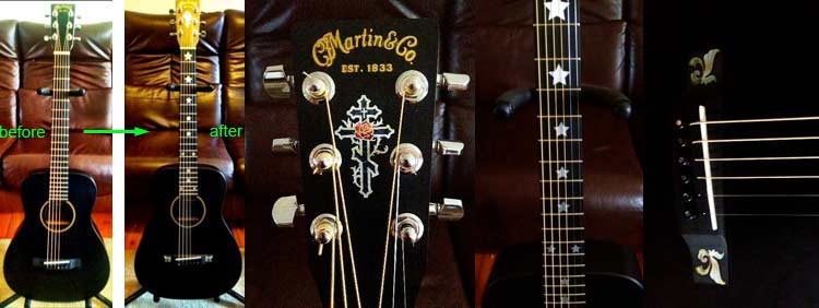 Martin LXM Travel Guitar
