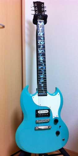 BlueのSG Jr.