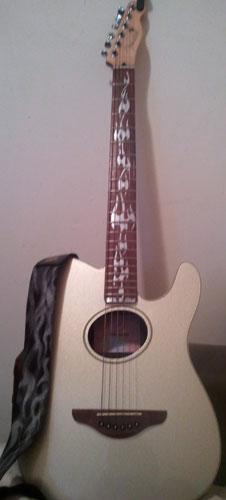 Telecoustic Acoustic Fender
