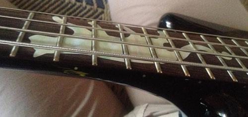 Spector Bass Black