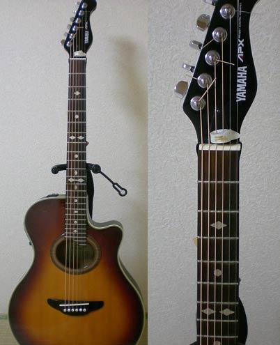YAMAHA エレアコ APX-6