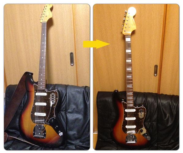 Fender Japan BassⅥ