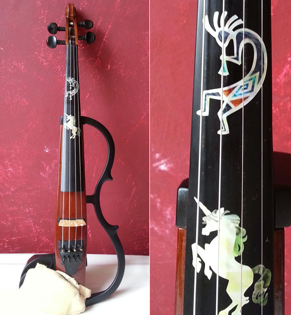 electric violin Yamaha SV120