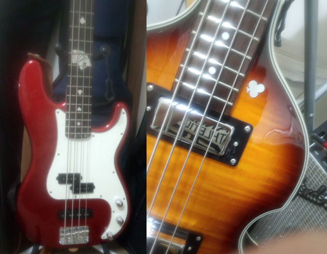 Squier Standard P-Bass Special
