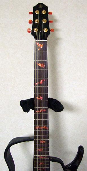 YAMAHAサイレントギター ステッカー
