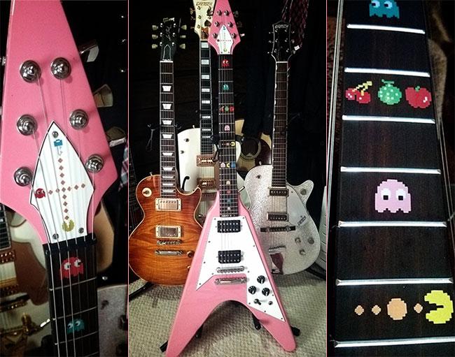 PLAYTECH guitar V