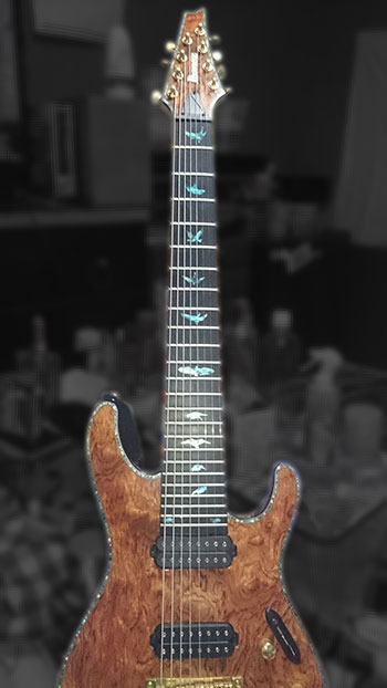 Ibanez / IRON LABEL / SIX28FDBG