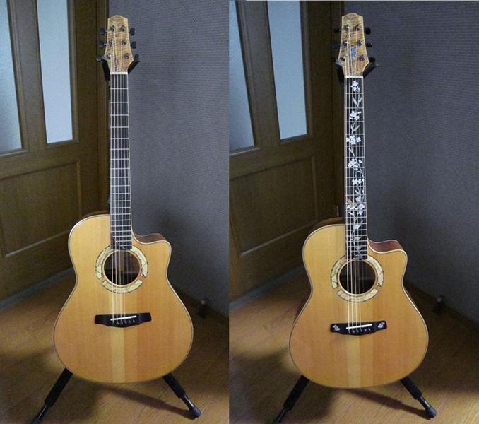 ヨコヤマギターのAR-GK 079