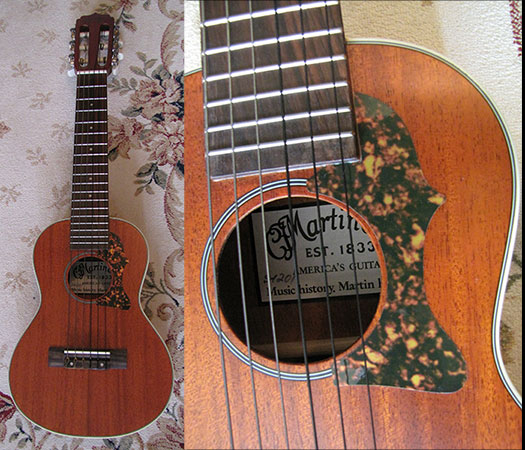 martin guitar ukulele