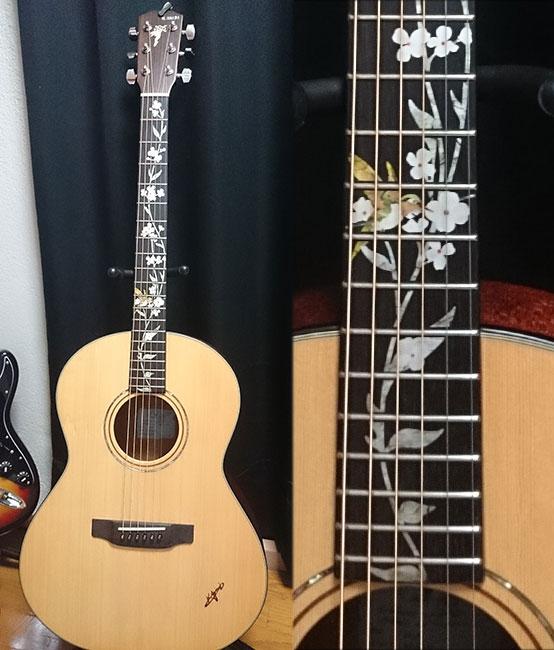 K.Yairi/RF、ギター
