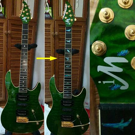 Brian Moore Guitars/iM Series