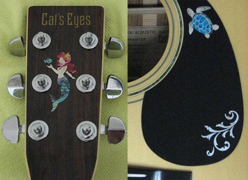 Cat's Eye ギター