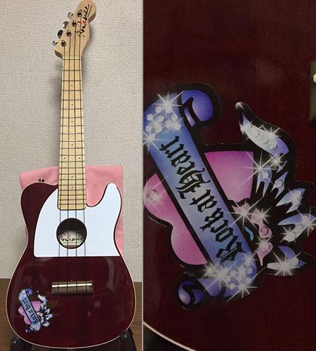 キワヤ商会 Rock Uke シリーズ
