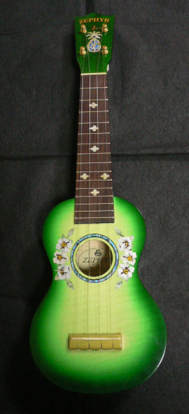ukulele pineapple