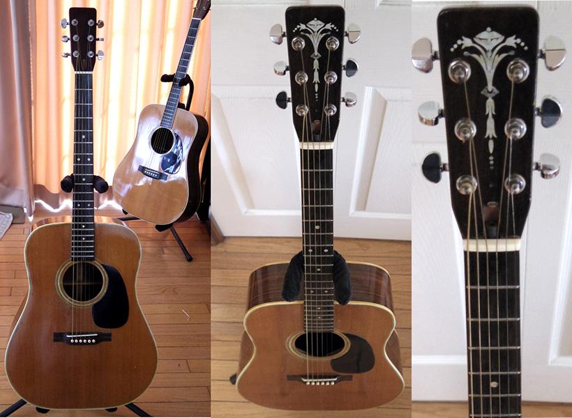 69~70年製造 のギター