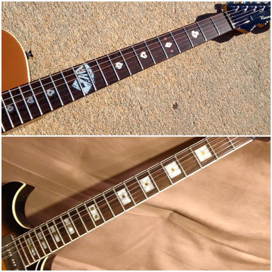 1950's vintage guitar