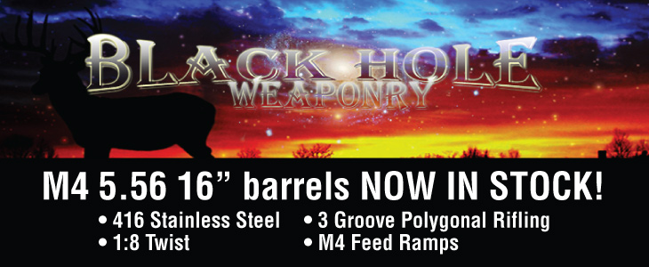 New Magpul gear & PMag Sale, Black Hole Weaponry Sale & More! - Sponsor Display