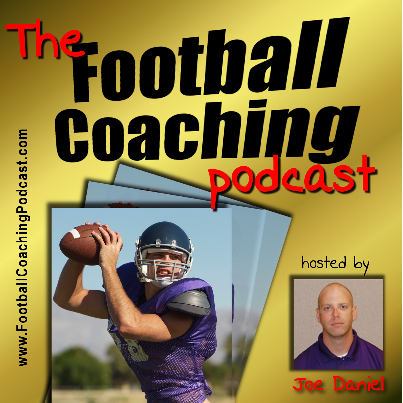 The Football Coaching Podcast with Joe Daniel