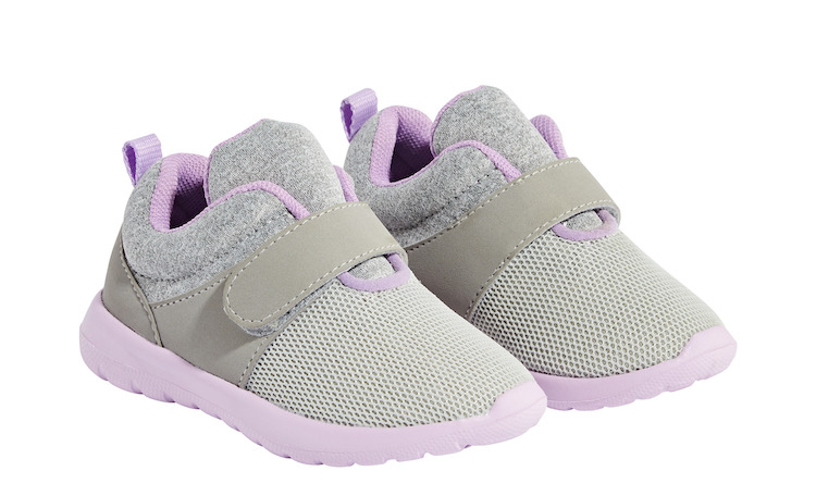 VOLUNTARY RECALL OF JOE FRESH® BABY GIRLS' RUNNING SHOE