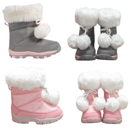Joe Fresh® Baby Girls winter boots style code BGF6FW3114