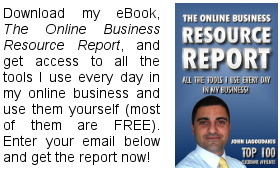 Online Resource Report