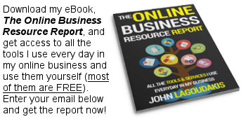 The Online Business Resource Report