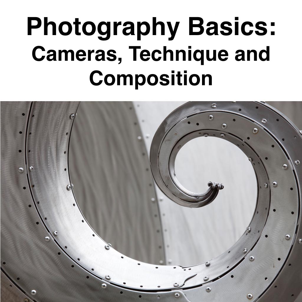 Photography Basics: Cameras, Technique, and Composition