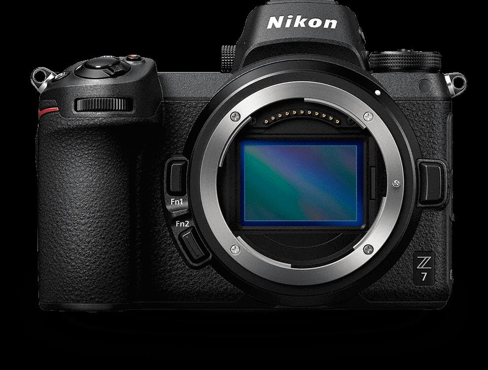 Nikon Mirrorless Z7 & Z6 - The Long View - John Greengo Photography