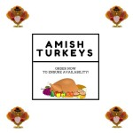 Amish Turkey Orders