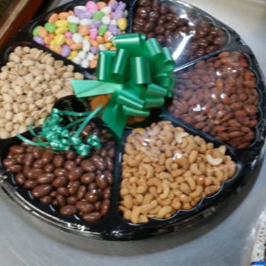 Fruit Nut and Candy Trays