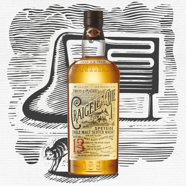 Scotch Whisky from John Dewar & Sons Fine Whisky Emporium