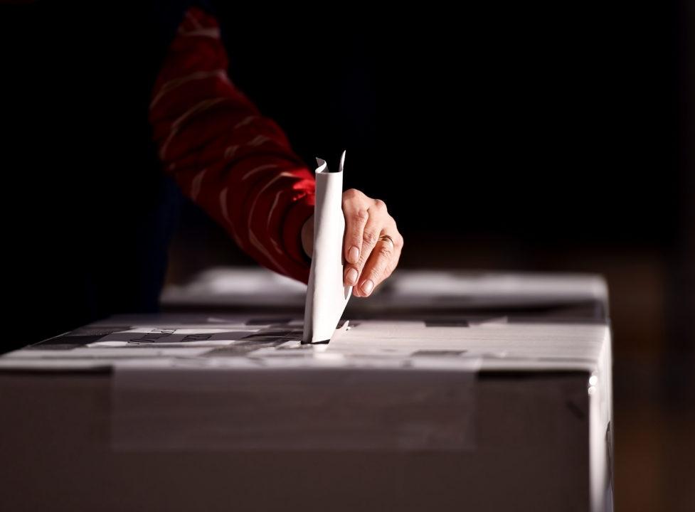 2018 election voter records voter registration