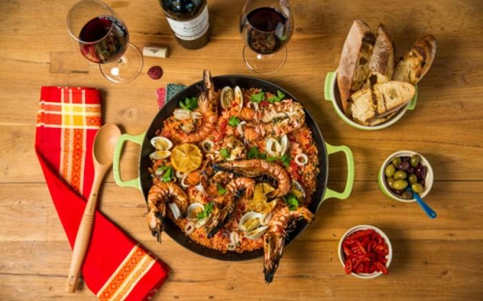 Noche de Paellas en ASIA / Comidas y bebidas / Joinnus