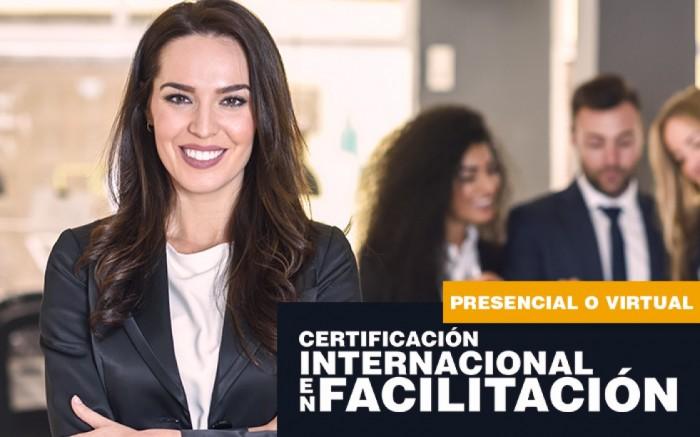 Certificación Internacional en Facilitación / Charlas y conferencias / Joinnus