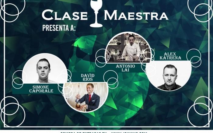 Clase Maestra 2017 - La fiesta de la coctelería Sudaméricana / Charlas y conferencias / Joinnus