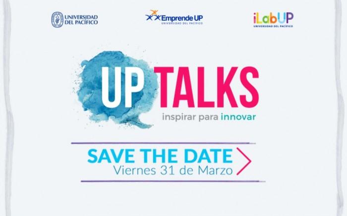 UPTALKS: Inspirar para innovar / Charlas y conferencias / Joinnus