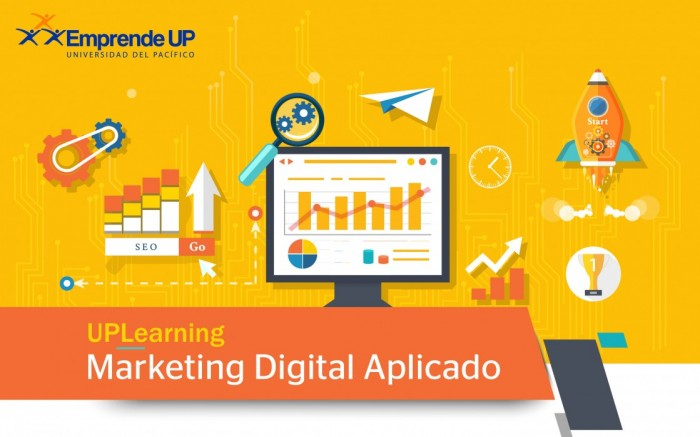 UPLearning Marketing Digital Aplicado / Charlas y conferencias / Joinnus