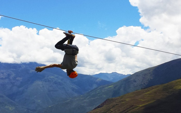 Zip Line / Tirolesa en Cusco /  / Joinnus