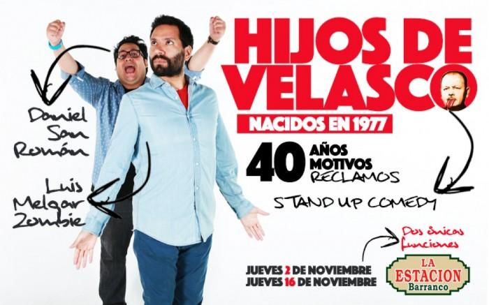 Comedia | Hijos de Velasco / Entretenimiento / Joinnus