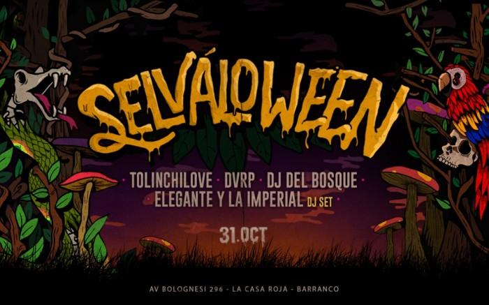 Fiesta Selváloween /  / Joinnus
