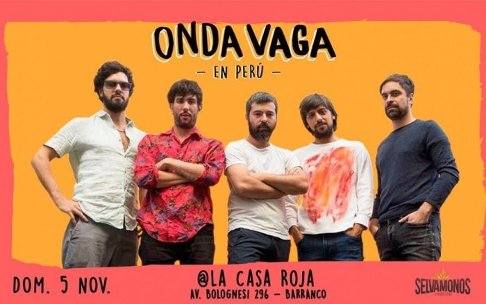 Onda Vaga en Lima / Entretenimiento / Joinnus