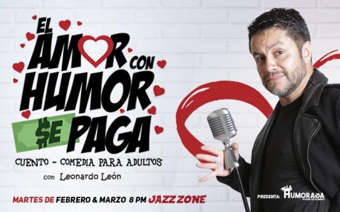 EL AMOR CON HUMOR SE PAGA / Comedia /  / Joinnus