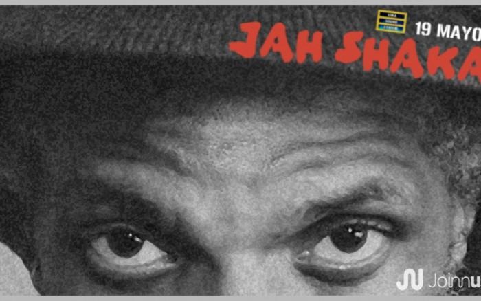 JAH SHAKA en Lima / Entretenimiento / Joinnus