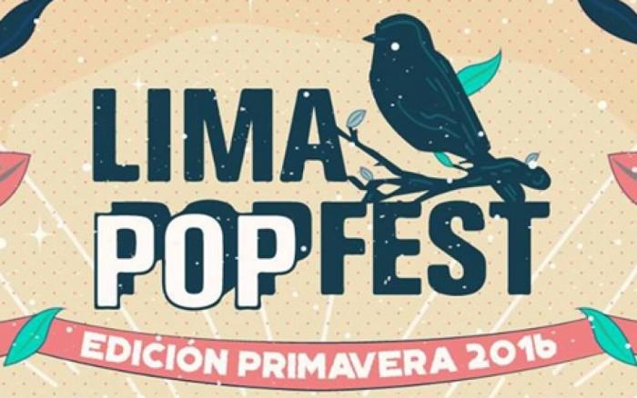 Lima Popfest 2016 - Edición Primavera /  / Joinnus