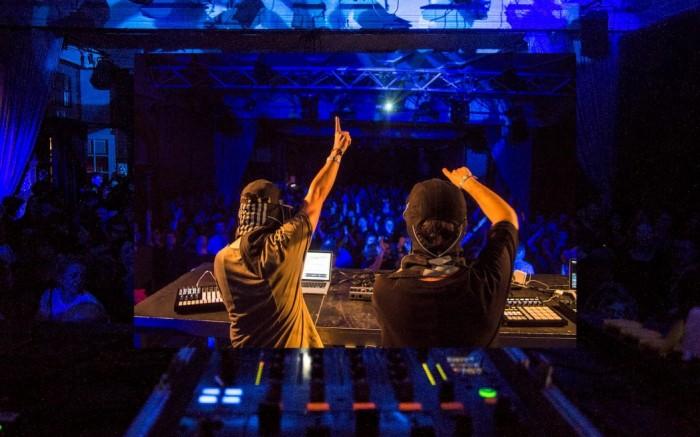 Red Bull Music Academy Session Lima | Branko & Matias Aguayo /  / Joinnus