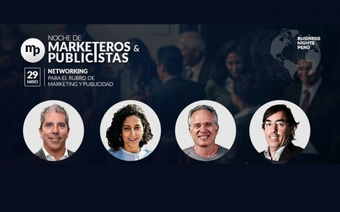 Noche de Marketeros y Publicistas / Charlas y conferencias / Joinnus