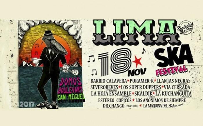 Lima Ska Festival / Conciertos / Joinnus